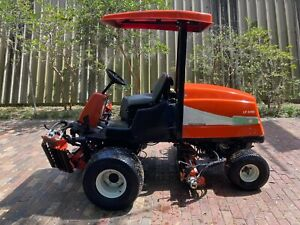 Jacobsen LF3400 Kubota Diesel Fairway Mower 4 Golf Course
