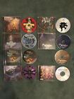 LOT OF 7 HEAVY METAL CD'S - Ring of Fire...