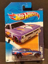 2012 Hot Wheels #171 HW Racing '12 1/10 - '68 Nova
