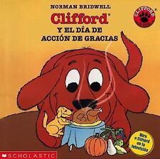 Clifford y  el Dia de Accion de Gracias (Spanish Edition)-ExLibrary