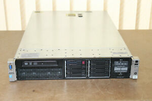 HP Server DL380p Gen8 G8 2x Xeon Six Core E5-2630 2.30GHz / 128GB / 1 x Caddy