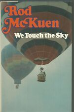 We Touch the Sky by Rod McKuen (1979, Hardcover)
