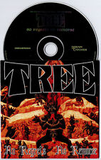 TREE No Regrets No Remorse 2002 UK 14-track promo CD