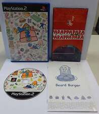Console Gioco Game SONY Playstation 2 PS2 PAL Play ITALIANO PARAPPA THE RAPPER 2