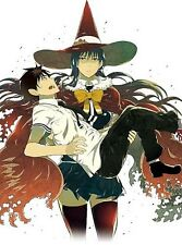 Witch Craft Works #7 Manga Japanese Limited Edition / MIZUNAGI Ryuu w/DVD