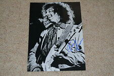 RANDY HANSEN signed autograph In Person  8x11 (20x28 cm)  JIMI HENDRIX TRIBUTE