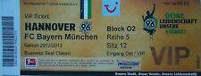 VIP TICKET 2012/13 Hannover 96 - Bayern München