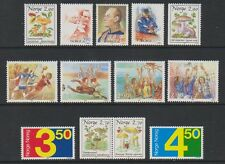 Norway - 1987/8, 13 x Issues - MNH
