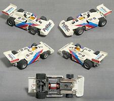 1980 Aurora German Faller G+ G-Plus F1 Indy POLIFIC #8 F-5000 Rare 1792 Slot Car