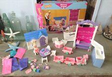 "Vintage Barbie ""SHELLY"" Nursery School Playset-acrotoys 1990 S"