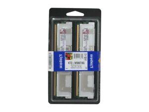 KTD-WS667/8G (2x4GB) DDR2 SDRAM - Dell Power Edge / Precision Workstation - NIB!