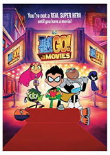 Teen Titans Go to The Movies (DVD, 2018)