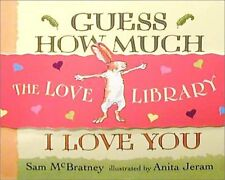 The Love Library: Guess How Much I Love You, Hug,