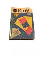 Kites A Golden Handbook Guide Softcover Book 1971 Wyatt Brummitt Golden Press