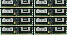 32GB (8X4GB) FOR HP PROLIANT DL360 G5 DL380 G5 DL580 G5 ML150 G3 ML350 G5