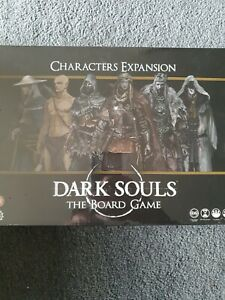 Dark Souls Board Game Character Expansion brand new