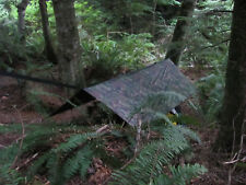 CAMO TARP measures 2.4 metre X 3 metre GREAT for Camping, Hiking, Bushcraft
