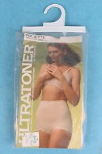 VTG 70S POIRETTE ULTRATONER GIRDLE BODY SHAPER UNDERWEAR DS WOMENS LARGE