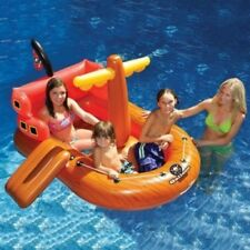 Swimline Galleon Raider Pool Float, Fun Pirate Themed Pool Float, Boat, New