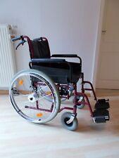 B+B S-Top Standard Rollstuhl Faltrollstuhl Sitzbreite 40cm TOP ZUSTAND       #21
