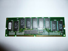 Kingston 128 MB DIMM 168-PIN SDRAM 100 MHz 3.3 V ECC Mfr P/N 2146001.A01