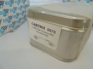 Cartrix  0970 1962 Porsche 804 #30 Dan Gurney No.1200    BNIB