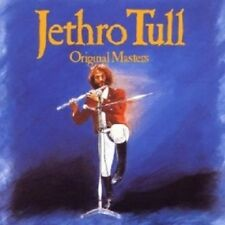 Jethro Tull-Original Masters CD 12 tracks PROGRESSIVE ROCK NUOVO