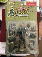 RARE 1:18 21st Century Toys Ultimate Soldier WWII German Assault Gunner kurt pvt