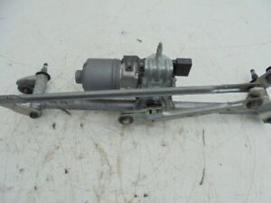 SEAT IBIZA SE 2010 FRONT WIPER MOTOR (FRONT) 6R2955119A