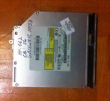 HP G62 CD-RW DVD+RW Burner Drive 599063-001 TS-L633 Tested