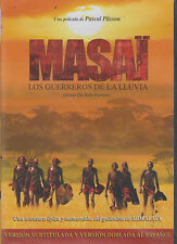 DVD - Masai NEW Los Guerreos De a Lluvia The Rain Warriors FAST SHIPPING !