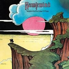 Hawkwind - Warrior on The Edge of Time CD 2013 Atomcd1035 UK Delivery
