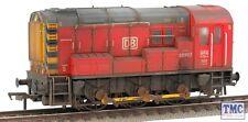 32-119 Bachmann OO Gauge Class 08 08907 DB Schenker TMC Weathered