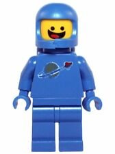 The LEGO Movie - TLM057 Benny (Dual faced - Classic Smile on rear)