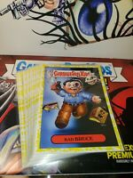 Garbage Pail Kids YELLOW Lot of 13 Cards Oh The Horror-ible Chris Bruce Ramona
