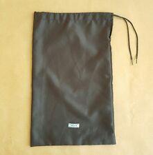 PRADA borsa POLVERE BLU SCURO - 36cm x 22.5cm