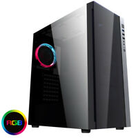 Fast AMD AM4 A10 9700 Quad Core 8GB DDR4 1TB Desktop Gaming PC Computer dp318