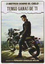 3 Metros Sobre El Cielo + Tengo Ganas De Ti ** DVD R 2 ** Mario Casas