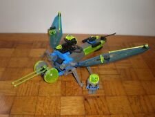 Lego space insectoids 6907 Sonic Stinger Light And Sound 100% complet + notice
