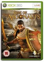 Xbox 360 - Rise of the Argonauts **New & Sealed** Official UK Stock