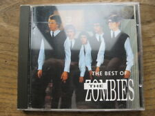 ZOMBIES - The Best Of The Zombies (CD 1991) - Excellent used CD