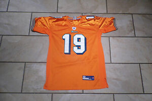Miami Dolphins Jersey.  Brandon Marshall # 19. Made by Reebok. Size 48. Used