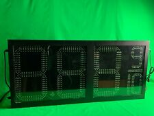 18″ LED Gas Station Electronic Fuel Price Sign