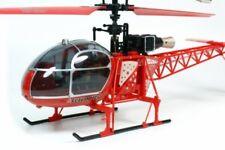 RC Helikopter MT250 Lama, Luftrettung, 2.4GHz, 4Kanal Hubschrauber Monstertronic