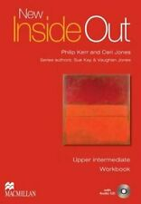 New Inside Out Upper - Intermediate: Work Book - Key + Work Book CD by Sue...