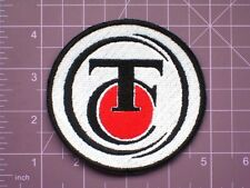Thompson Center Embroidered Patch, Gun,Hunting,firearm,shooting,target
