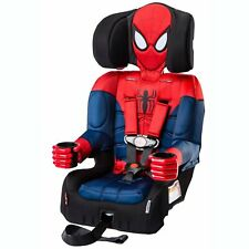 Baby Combination Safety Car Seat Chair Toddler Highback Booster Travel Spiderman