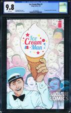 Ice Cream Man #1 - First Print - Image Comics - Cgc 9.8 - White Pages - 1St App