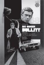carte postale film - « BULLIT » avec Steve MCQUEEN  - ACTEUR - CPM 10X15 CM