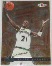 1997/98 Kevin Garnett Wolves NBA Hoops Chairman of the Board Insert Card #10 NM
